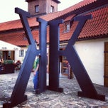 Photo taken at Franz Kafka Museum by Marco E. on 9/16/2012