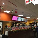 Photo taken at Dunkin Donuts by Bill B. on 12/30/2014