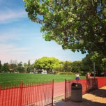 Photo taken at Campbell Community Center Track by Aki Y. on 4/2/2013