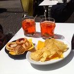Photo taken at Gran Caffè Di Via Roma by Zoila on 5/3/2014