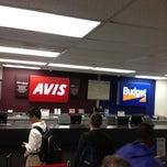Photo taken at Avis Car Rental by Robert K. on 12/15/2012