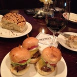 Photo taken at Morton's The Steakhouse by Debbie J. on 10/14/2012