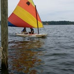Photo taken at Belle Haven Marina by Peg D. on 7/21/2014