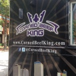 Photo taken at Corned Beef King by Michael C. on 8/24/2014