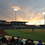 Photo taken at First Base Side by Jason S. on 6/2/2012