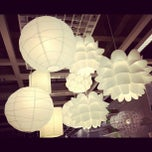Photo taken at IKEA College Park by angela n. on 5/26/2012