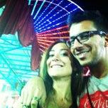 Photo taken at Beirut Luna Park by Ali S. on 9/13/2012