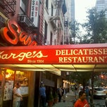 Photo taken at Sarge's Delicatessen by Max S. on 6/10/2012