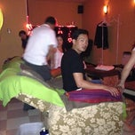 Photo taken at Joy Foot Reflexology by Jamaree K. on 3/26/2012