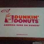 Photo taken at Dunkin Donuts by Moses K. on 4/23/2012