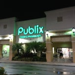 Photo taken at Publix Super Market at Pompano Plaza by Rory C. on 8/18/2012