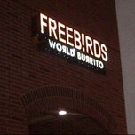 Photo taken at Freebirds World Burrito by Oscar G. on 5/10/2012