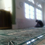 Photo taken at Masjid Miftahul Jannah by taufiq h. on 2/22/2012