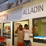 Photo taken at Mini Market Aladdin 11 by Mulyana C. on 3/9/2012