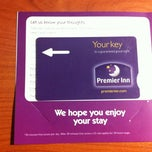 Photo taken at Premier Inn Central Kendal by Vijay on 4/6/2012