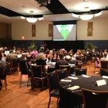 Photo taken at University Center Ballroom by Robert S. on 4/20/2012
