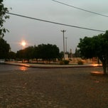 Photo taken at Praça Francisco Horácio de Brito by Vinicius T. on 1/3/2013