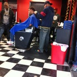 Photo taken at Platinum Kuts by wayne m. on 3/16/2013