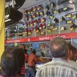 Photo taken at Refaccionaria Mendoza by Luis A. on 6/8/2014