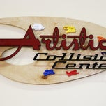 Photo taken at Artistic Collision Center by Steve W. on 9/15/2014