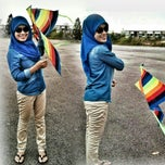 Photo taken at dataran layang-layang desa tebrau by Didie D. on 3/15/2014