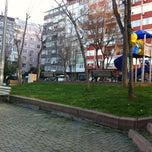 Photo taken at 19 Mayıs Parkı by Bugra B. on 3/10/2013