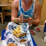 Photo taken at Culver's by Mark B. on 7/11/2014