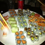 Photo taken at Sushi X: All You Can Eat Sushi by Mary Rose J. on 12/15/2012