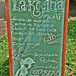 Photo taken at La Kosina by Jose Julian O. on 5/28/2013