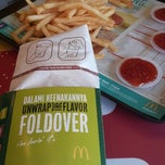 Photo taken at McDonald's by Akmal A. on 1/14/2015