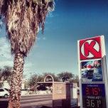 Photo taken at Circle K by Alex ⚡. on 11/4/2013