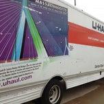 Photo taken at U-Haul Moving & Storage by Patrizio K. on 3/8/2013