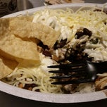 Photo taken at Chipotle Mexican Grill by Susan S. on 12/8/2014