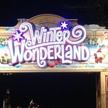 Photo taken at Winter Wonderland by Virginia on 12/15/2012