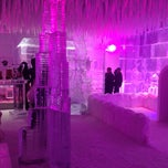 Photo taken at Chillout - Ice Lounge by Maram A. on 9/29/2014