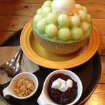Photo taken at 곰식's cafe by Hong C. on 9/7/2013