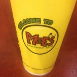 Photo taken at Moe's Southwest Grill by MaryBeth D. on 9/30/2013