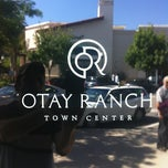 Photo taken at Otay Ranch Town Center by Armie on 5/11/2012
