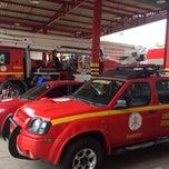 Photo taken at Corpo de Bombeiros by DavidTajra on 2/6/2014