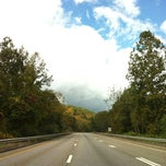 Photo taken at Route 8 -- Northfield by Donna N. on 9/30/2012