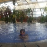 Photo taken at Teratai Swimming Pool by Susan U. on 5/11/2014