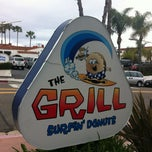 Photo taken at Surfin Donuts by Bill C. on 3/7/2013