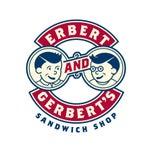 Photo taken at Erbert & Gerbert's Sandwich Shop by Erbert & Gerbert's Sandwich Shop on 4/8/2014