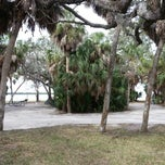 Photo taken at Fort DeSoto Park by Daniel T. on 12/16/2012