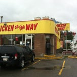 Photo taken at Chicken On The Way by John F. on 9/7/2013