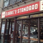 Photo taken at Clarke's Standard by Roberto T. on 2/25/2013