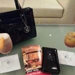 Photo taken at Jazzy Bar (Hotel Ramada) by Roxana P. on 5/5/2014