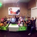 Photo taken at NAV Karaoke Keluarga by Senddy A. on 5/11/2015