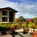Photo taken at The Westin Verasa Napa by William L. on 11/19/2012