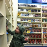 Photo taken at Blockbuster by TJ on 12/16/2012